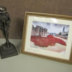 WW1 Remembrance Soldier Gift Set