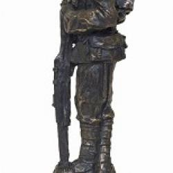WW1 Remembrance Soldier - UPDATED